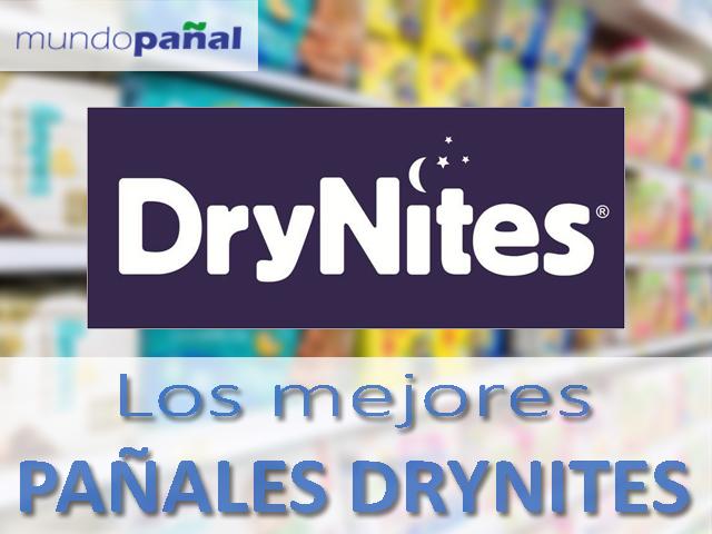 pañales drynites