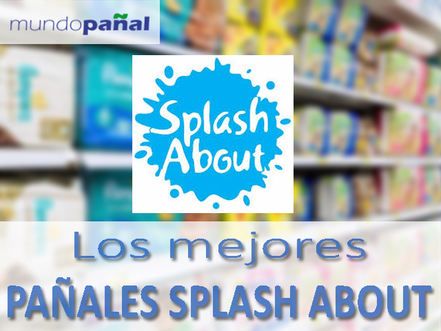 pañales splash about